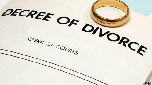 Divorce just a piece of paper?