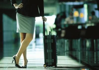 How To Handle Business Travel as a Divorced, Single Mom
