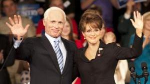 Disappointment and Sarah Palin