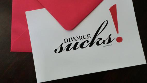 Divorce: Just When I Thought I was Out