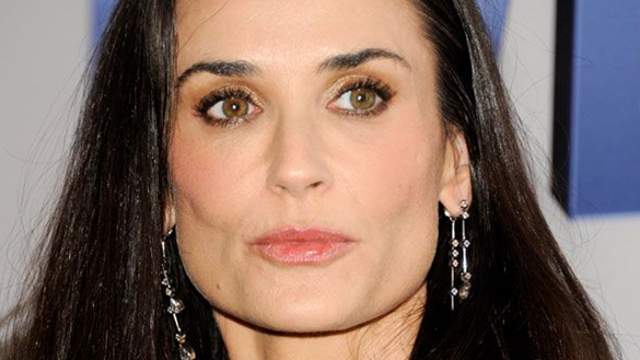 Turning 50 with Demi Moore, and Figuring Out What Matters