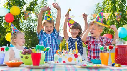 Celebrating Birthdays Post-Divorce:  Putting The Happy Back In Birthday