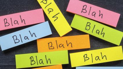 Blah, Blah, Blah: Self Help Books and Divorce