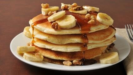 A Stack Of Pancakes, A Slice Of Life, And Divorce