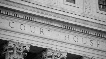 On The Courthouse Steps:  The Day I Settled With Myself