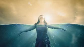 Embracing The Wave In Order To Heal