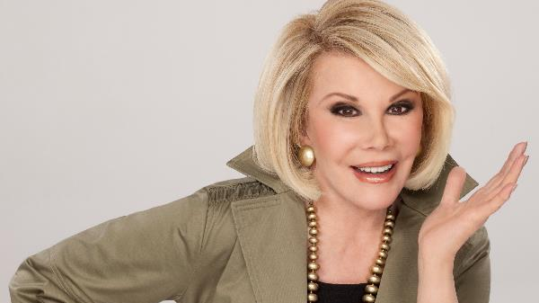 Outrageous, Funny, Outrageously Funny: Celebrating Joan Rivers