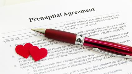 Can PreNups Save Marriages? I Sure Hope Not!