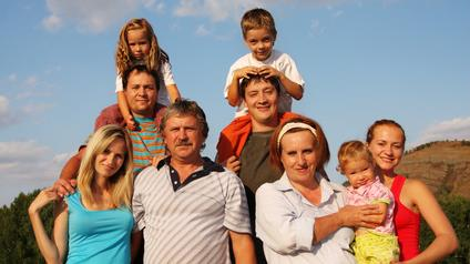"""We Divorced But Remained a """"Family"""""""
