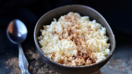 Creamy Rice Pudding: No More Leftover Rice!