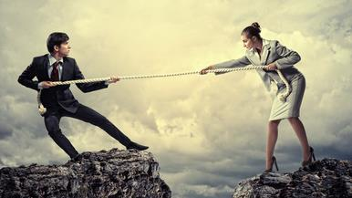 Dropping My End Of The Rope In A Relationship Going Nowhere
